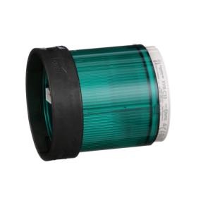 Корпус за сигнална лампа XVBC33 зелена