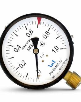 Индикаторни и контактни манометри