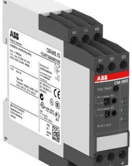 Контролно реле за изолация CM-IWS1S 24-240VAC/DC