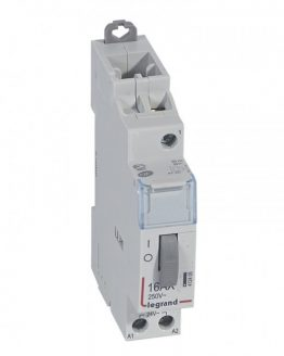 Импулсно реле LEGRAND 412405 16A/250VAC NO